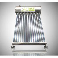 Sistem Panou Solar Inox cu Tuburi Vidate JDL-TF15-58/1.8, 120 l, 15 Tuburi, Helis