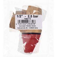 Supapa siguranta membrana 2.5 bar 1/2-3/4 FI Cornat