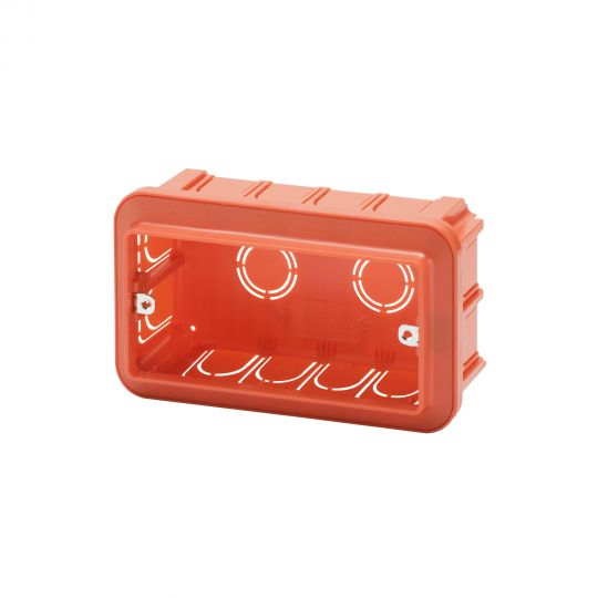 Doza aparat Gewiss GW24404, 4 module, 144x85x50.5 mm, ST
