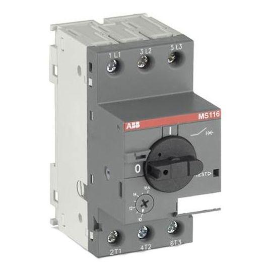 Intrerupator protectie motor ABB MS116-1.0 0.63-1 A