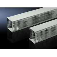 Canal Cablu PVC perforat 40x60 mm - 2 m Novelite