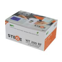 Termostat programabil, Wireless, LCD, iluminare LED, Stege WT200 RF