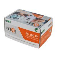 Termostat programabil, Wireless, LCD, iluminare LED, Stege SG200 RF