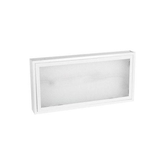 Corp neon prismatic Novelite 2x18W aplicat NV-4101.17218101