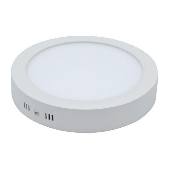 Spot LED aplicat Rotund, 20W, lumina rece 6400K, IP40, Novelite