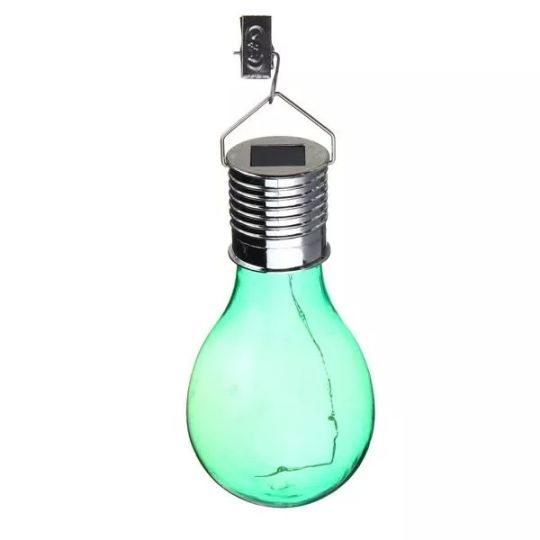 Lampa gradina solara, LED, Ultron, Verde Erste