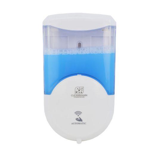 Dozator cu senzor, ABS, 600 ml, Sense Cleanmann