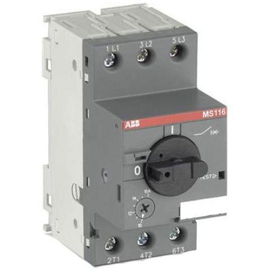 Intrerupator protectie motor ABB MS116-2.5 1.6-2.5 A