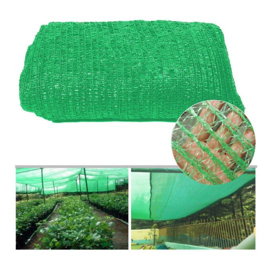 Plasa Umbrire Verde HDPE UV, 100 ml x 4 ml, Grad Umbrire 35%, Evo Standard