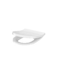 Capac WC Inverto Slim WRAP duroplast antibacterian, cadere lenta, demontare rapida