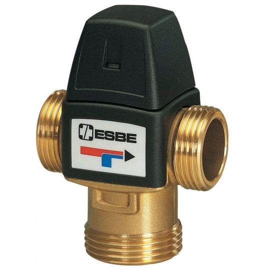 Ventil termostatic de amestec, anti oparire, ESBE VTA322-3/4, 35-60 grade C