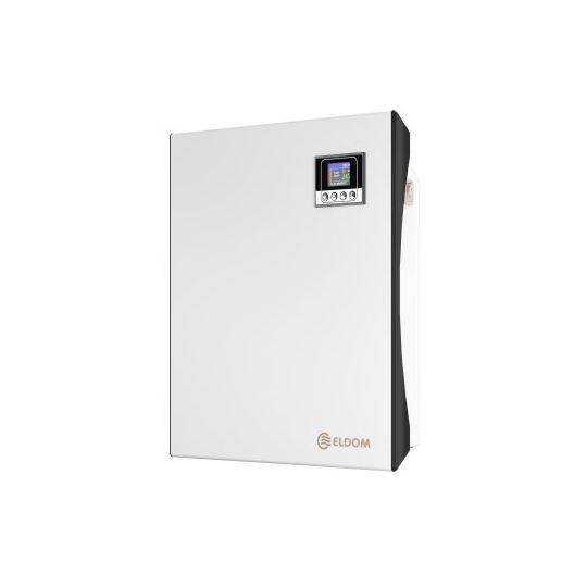 Panou radiant de perete Eldom Galant, 500W, control Wi-Fi, digital, ecran color TFT