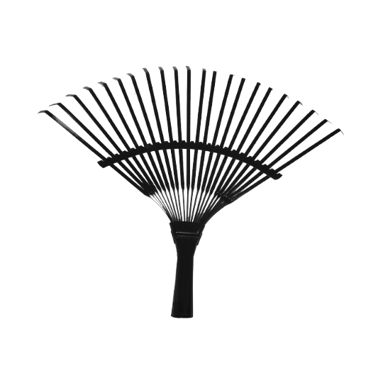 Grebla Dinti Flexibili fara Coada 250 mm, EvoTools