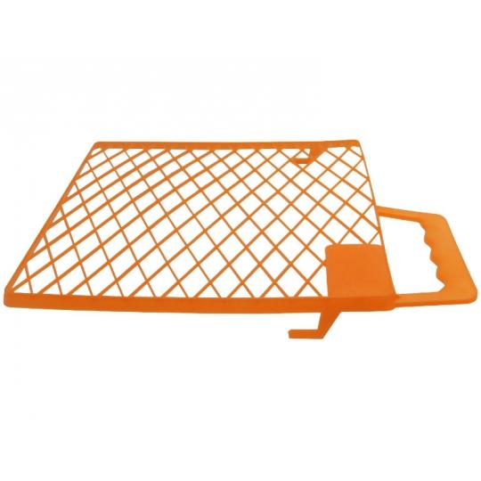 Gratar Trafalet, Plastic, 220x260 mm Evo Standard