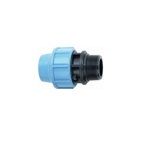 Adaptor FE 75-2 1/2 PEHD