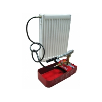 Pompa manuala de testat instalatii 50 bar BX