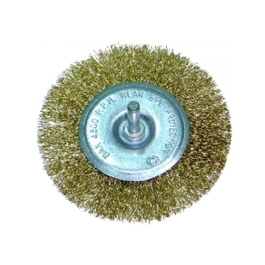 Perie Circulara Bormasina 76 mm