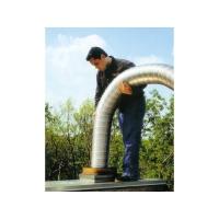 Tub flexibil din inox 90 mm, 3 metri