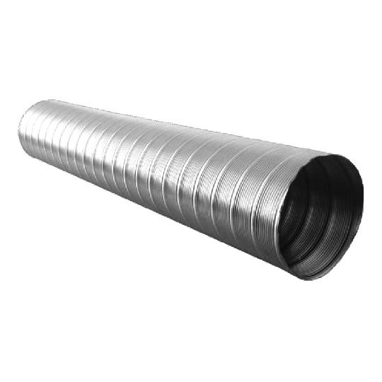Tub flexibil din inox 250 mm, 3 metri