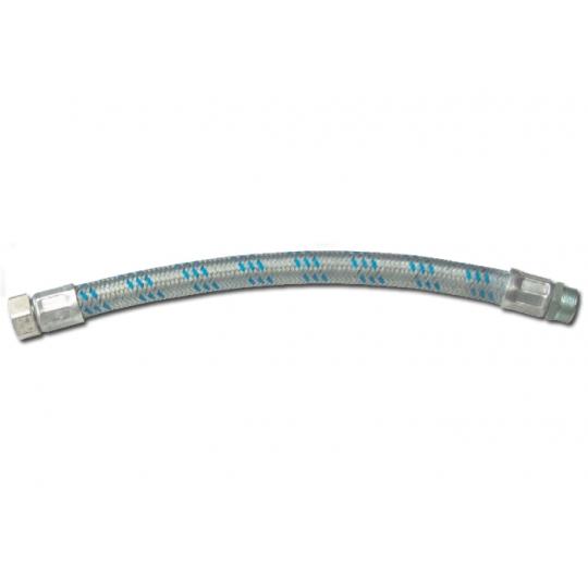 Racord flexibil inox MF pentru hidrofor 60 cm Aqua