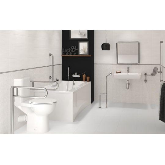 Capac WC duroplast antibacterian Etiuda Cersanit (universal)