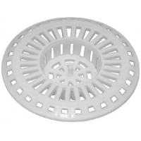 Sita chiuveta D80 mm, plastic alb