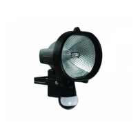 Proiector cu senzor NA-DE 500W