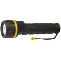 Lanterna 3 leduri si protectie plastic BX