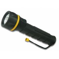 Lanterna 7 leduri si protectie cauciuc