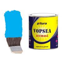 Vopsea Pitura Albastru Luminos 0.6 l Kober