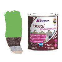 Vopsea Ideea Verde Deschis 0.75 l Kober