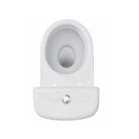 Set vas WC set compact iesire verticala Eko 2000 Cersanit + capac WC PP