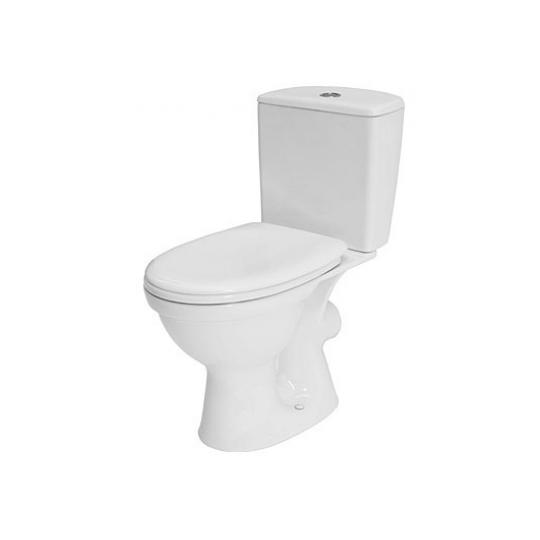 Vas WC set compact iesire verticala Roma Cersanit
