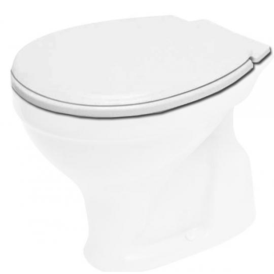 Capac WC Roma polipropilen (monobloc) Cersanit