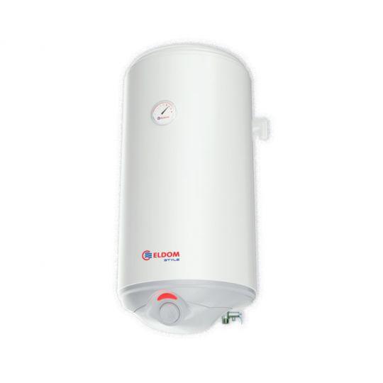 Boiler electric Eldom 50 l Style, rezistenta 1500W, izolatie 20 mm