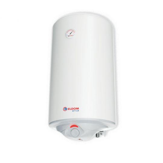 Boiler electric Eldom 80 l Style, rezistenta 1500W, izolatie 20 mm