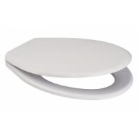 1 x Capac WC President polipropilen Cersanit (monobloc/compact)