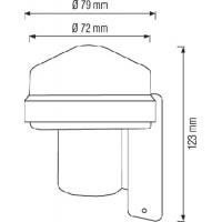 Fotosenzor VT-279D 10A