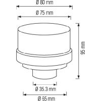 Fotosenzor VT-279E 10A