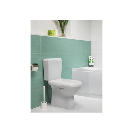 Vas WC compact Iryda evacuare universala Cersanit