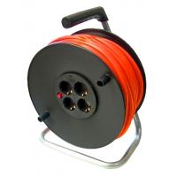 Prelungitor pe tambur 50 m, cablu 2.5 mm