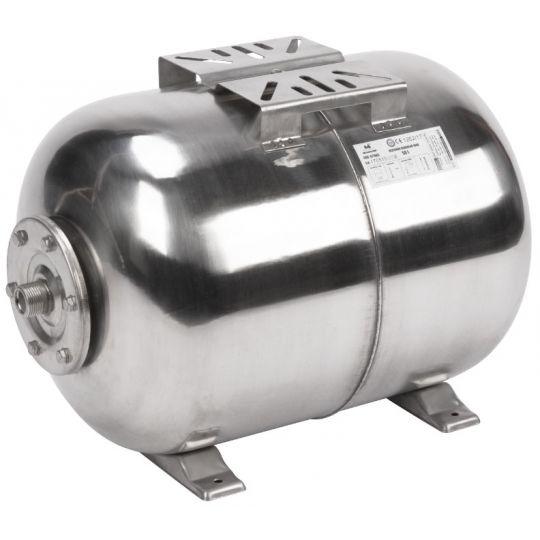 Vas expansiune inox pentru hidrofor 50 L- orizontal Aqua