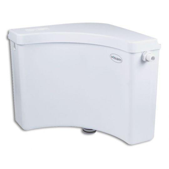 Rezervor WC pentru colt Gonye Visam