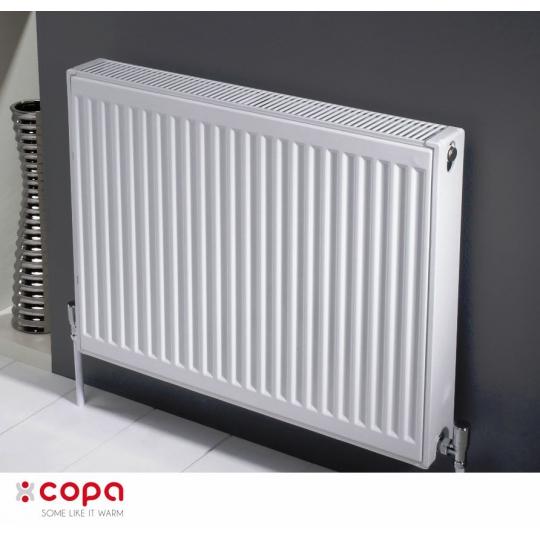 Calorifer otel panel 22x600x400 Copa Konvecs