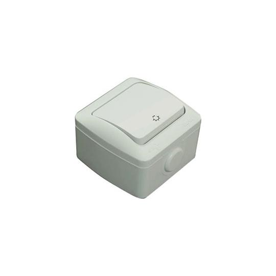 Intrerupator control  iluminat scara PT Eva IP54