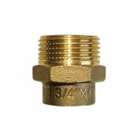 Conector FE 22x1 1/4 Bronz