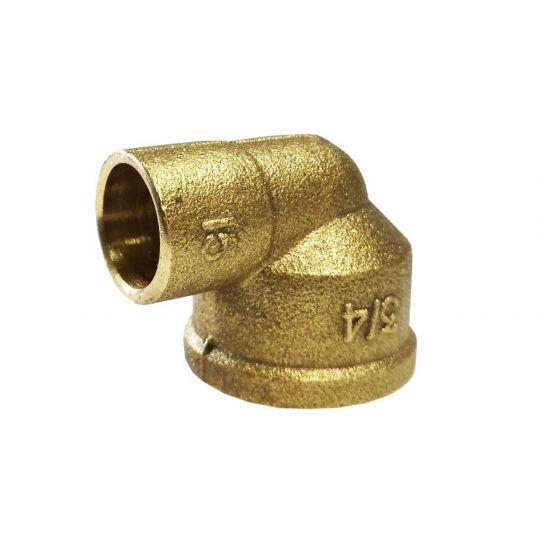 Cot conector FI 22x1 Bronz