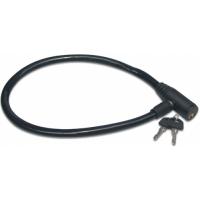 Lacat cu Cablu pentru Bicicleta 550 mm