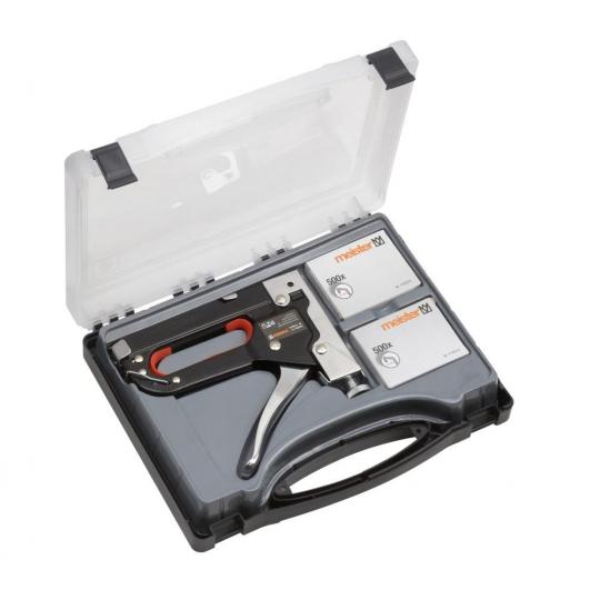 Set capsator manual 4-14 mm Meister + cutie depozitare