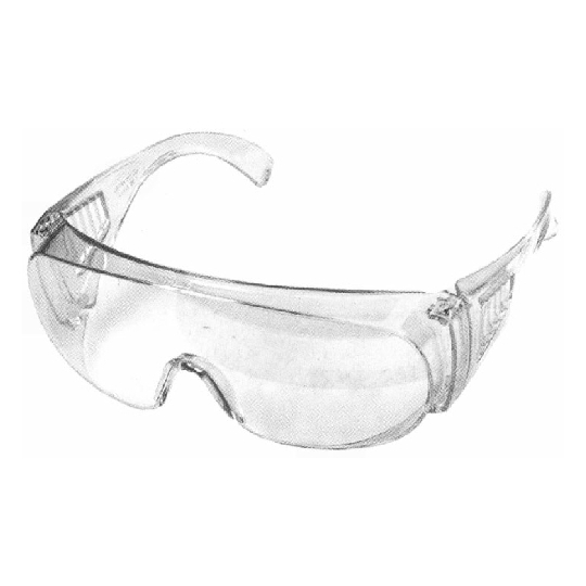 Ochelari de protectie trasparenti CE